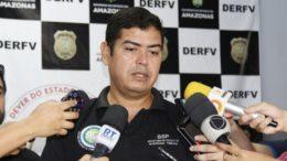 Amadeu Soares, secretario da SSP Amazonas