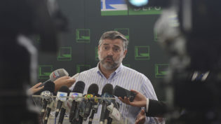 Deputado diz que Sérgio Moro atuou como cabo eleitoral