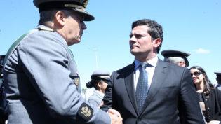 Sérgio Moro quer unir inteligência da Polícia Federal e do Depen