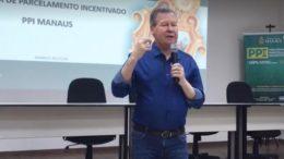 Prefeito de Manaus Arthur Neto anunciou programa para arrecadar dinheiro de dívidas (Foto: Patrick Motta/ATUAL)