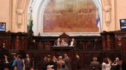Plenário da Assembleia do Rio de Jeneiro