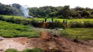 Avião explode em pouso e mata quatro pessoas em Minas Gerais