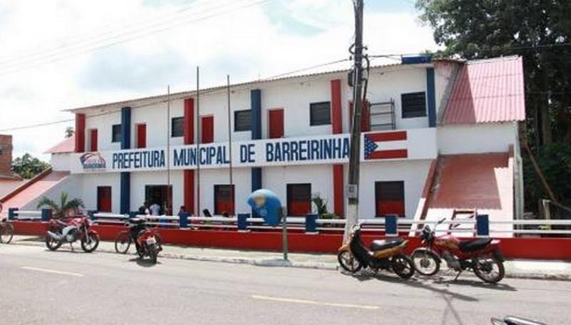 Prefeitura de Barreirinha: ex-prefeito foi denunciado pelo MP e, caso seja condenado, terá que devolver recursos (Foto: MP-AM/Divulgação)