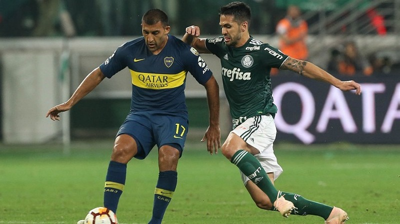Palmeiras precisa vencer, mas empatou e foi eliminado da Libertadores (Foto: Cesar Greco/Ag. Palmeiras)
