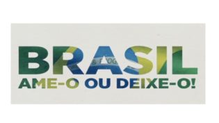 Sílvio Santos tentou bajular Bolsonaro com slogan nacionalista
