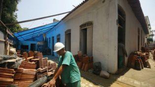 Prefeitura abre licitação para ocupação de casas no Centro Histórico de Manaus