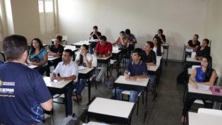 Processo Seletivo do Cetam acontece neste domingo em 53 municípios