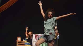 Companhia de Teatro apresenta espetáculo de circo em Manaus