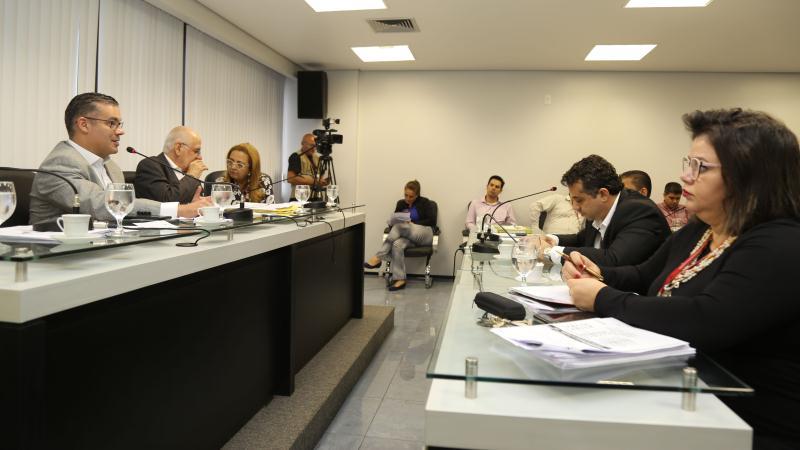 Comissão de Finanças da ALE