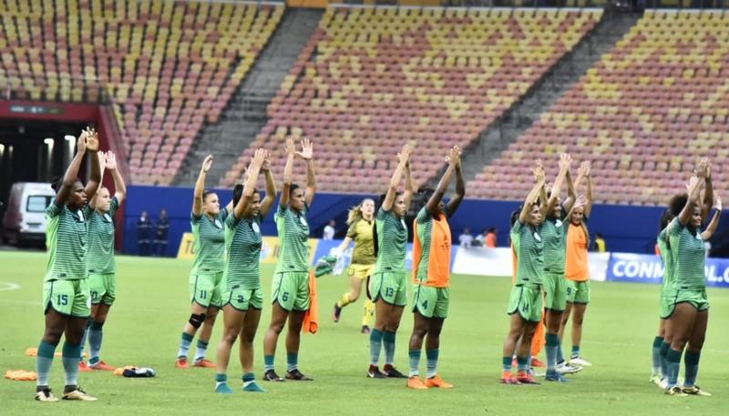 Iranduba encara time colombiano na semifinal da Copa Libertadores de Futebol  Feminino (Foto  Tácio 0822564b333b4