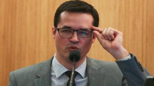 Combate a corrupção será melhor com Bolsonaro e Moro, diz Dallagnol