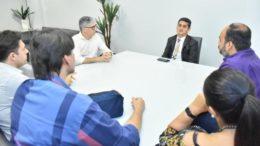 David Almeida e cooperativas