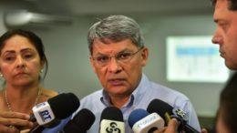 Francisco Deodato, secretário da Susam