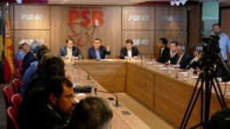 Executiva Nacional do PSB
