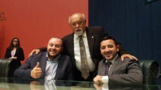 'Minha candidatura a presidente da ALE é de parceria ao governo', diz Belarmino