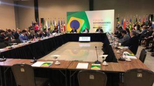 Zona Franca e proteção de fronteiras marcam fala de Wilson Lima em Brasília
