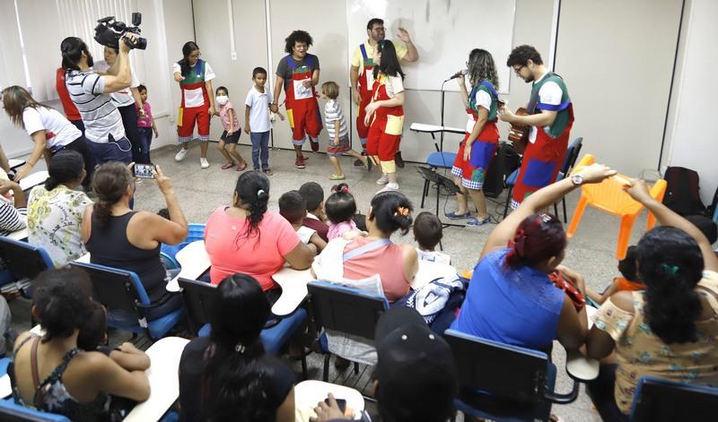 Projetos sociais são financiados por fundo da Prefeitura de Manaus (Foto: Karla Vieira/Semcom)