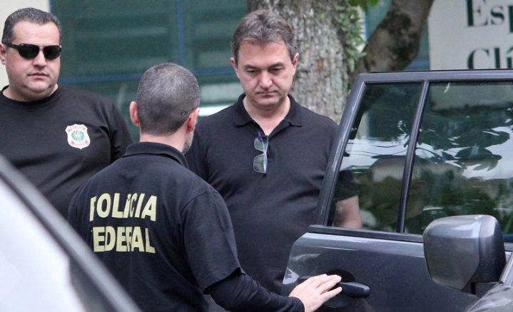 Joesley Batistas foi novamente preso na manhã desta sexta-feira em nova fase da lava Jato (Foto: Willian Moreira/Futura Press/Folhapress)