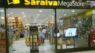 Maior rede de livrarias do Brasil, Saraiva pede recuperação judicial