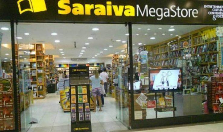 Saraiva é a maior rede de livrarias do Brasil e não conseguiu saudar dívidas (Foto: Wikimedia Commons/Divulgação)