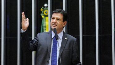 Luiz Henrique Mandetta disse que avisou Bolsonaro que é investigado no Mato Grosso do Sul (Foto: Luís Macedo/Ag. Câmara)
