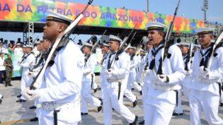 Marinha lança concurso para praças com salários entre R$ 2,6 mil e R$ 3,6 mil