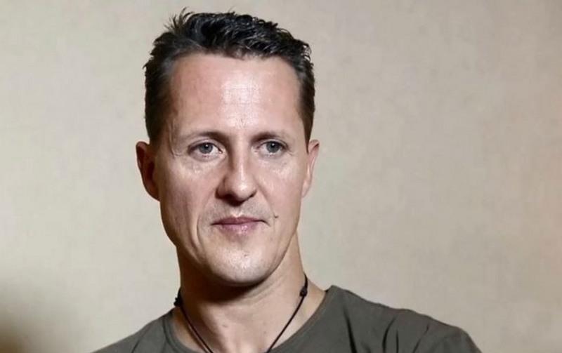 Piloto Michael Schumacher elogiou o piloto brasileiro em entrevista dias antes de sofrer acidente (Foto: Divulgação)