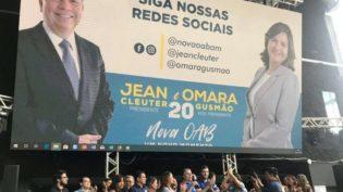 Eleição na OAB-AM: Jean Cleuter prega transparência e dignidade à categoria