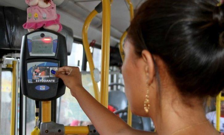 Biometria facial identifica fraude no uso do cartão de transporte (Foto: Karla Vieira/Semcom)