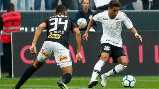 Com empate, Corinthians fica em 11° e São Paulo em quarto lugar no Brasileirão
