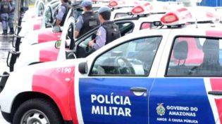 Mais dois policiais militares são presos por suspeita de extorsão em Manaus