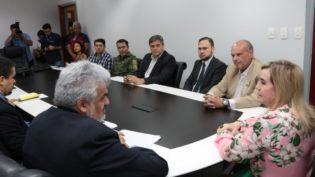 TCE e MPC vão acompanhar ações de combate às queimadas no Amazonas