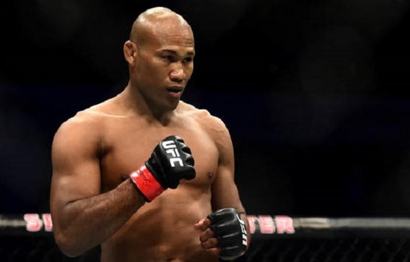 Ronaldo Jacaré enfrentará norte-americano após contusão de adversário (Foto: UFC/Divulgação)