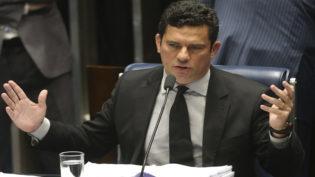 Sérgio Moro anuncia secretaria para coordenar ações policiais no País