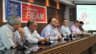 Empresários e pesquisadores debatem diversificação da economia do Amazonas