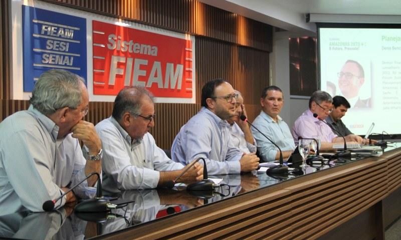 Fieam Seminario sobre o futuro da economia do Amazonas