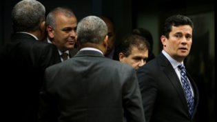 Sérgio Moro diz que não há projeto de poder, mas de 'tentar fazer a coisa certa'
