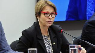 Deputada Tereza Cristina é escolhida para Ministério da Agricultura