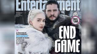 Revista divulga foto oficial da última temporada de 'Game of Thrones'