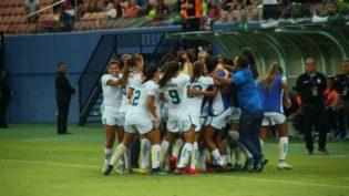 Iranduba vence a primeira partida da Libertadores na Arena da Amazônia