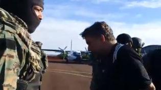 Paraguai expulsa traficante brasileiro que matou mulher em presídio local