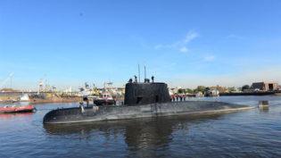 Submarino argentino desaparecido há um ano é achado no fundo do mar