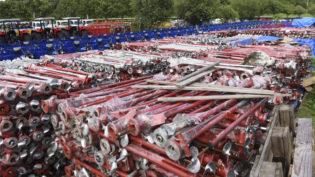 Governo do Amazonas entrega 70 mil implementos agrícolas