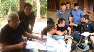 Governador promove mais 103 capitães à patente de major no Amazonas