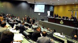 Plenário da Assembleia Legislativa aprovou criação de Casa Militar para a DPE (Foto: DPE-AM/Divulgação)
