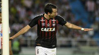 Atlético-PR empata e basta vencer em Curitiba para ganhar a Sul-Americana