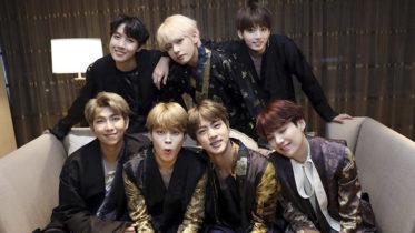 BTS - banda sul-coreana