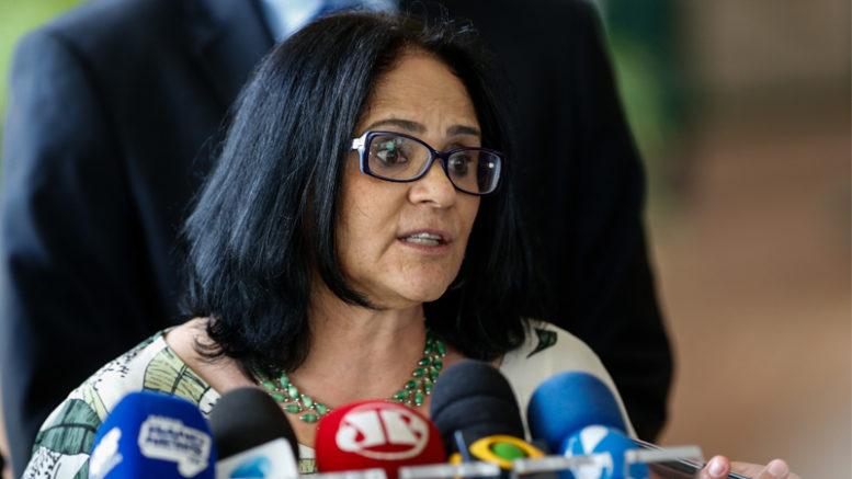 Damares Alves - Ministra Dos Direitos Humanos