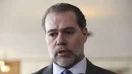 Ministro Dias Toffoli pediu vistas em julgamento nesta quarta-feira (Foto: Valter Campanato/ABr)