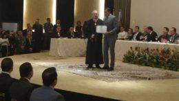 Diplomação do governador eleito do Amazonas, Wilson Lima